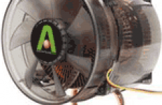 Воздушное охлаждение компьютера