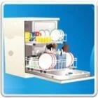 Посудомоечная машина Bosch не сливает воду и стоит вода в посудомойке. Не заканчивается цикл горит 1 минута